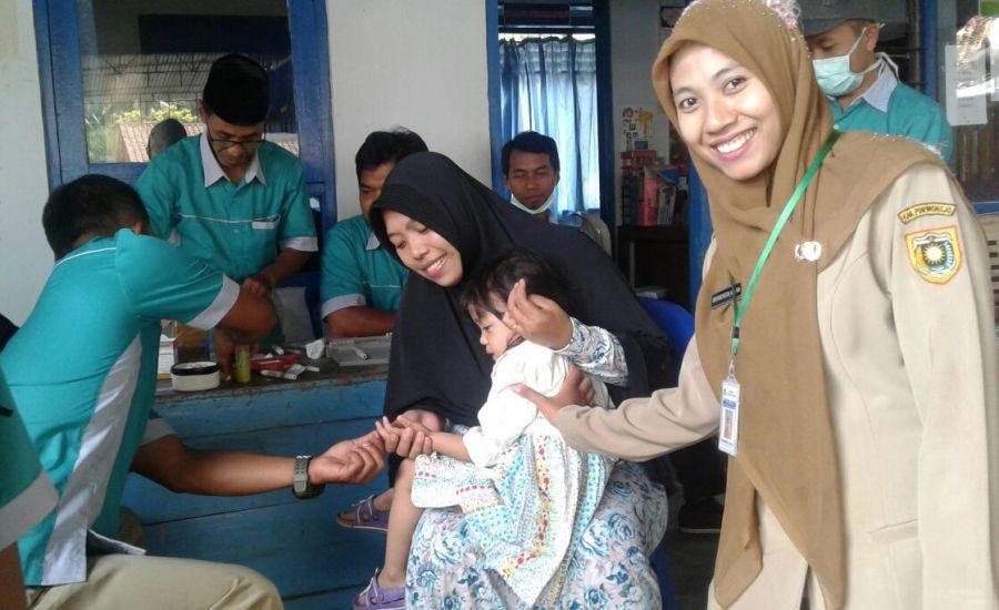 Tekan Malaria, Dinkes Purworejo Lakukan Kegiatan MBS Screening