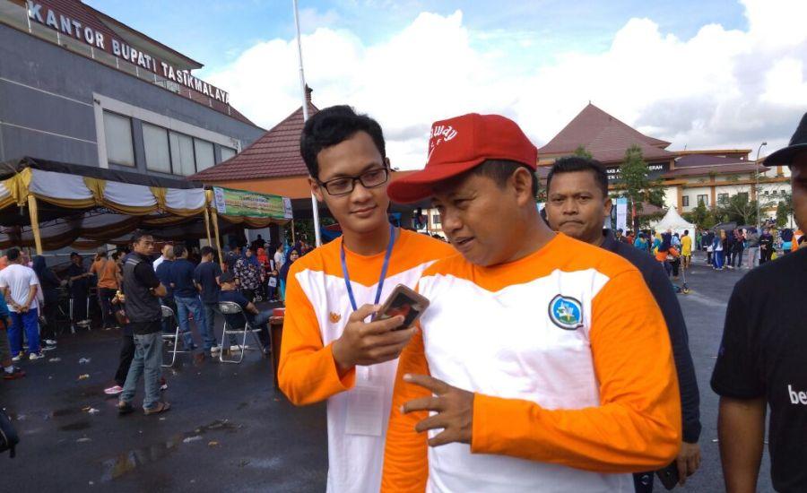 Wawancara dengan Bupati Tasikmalaya