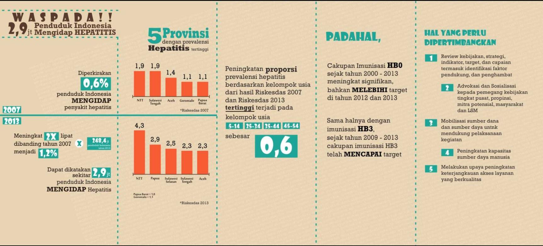 infograis hepatitis di indonesia