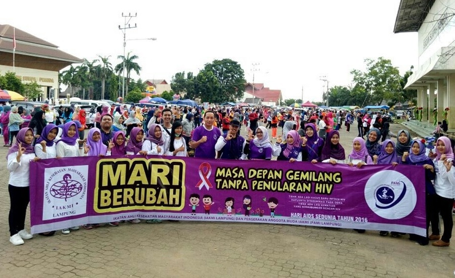 Catatan Mahasiswa Umitra Lampung: Jalan Panjang Menjadi Seorang Tenaga Kesehatan Masyarakat