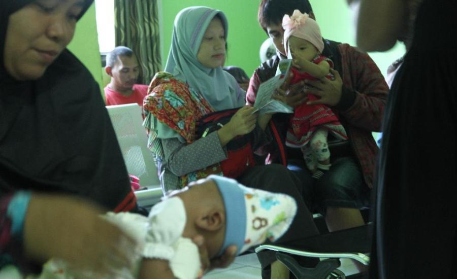 Ada Imunisasi Ulang Difteri di 3 Provinsi Ini pada 11 Desember 2017