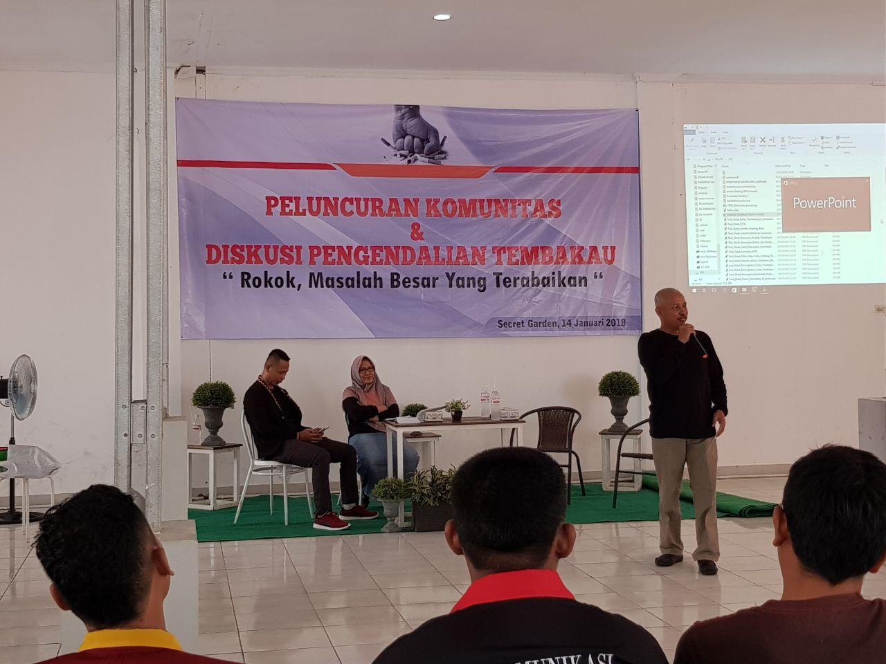 Launching Getar Lampung