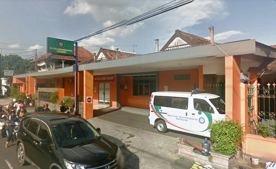 Loker Tenaga Kesehatan RSKIA PKU Muhammadiyah Kotagede s.d 23 Januari 2018