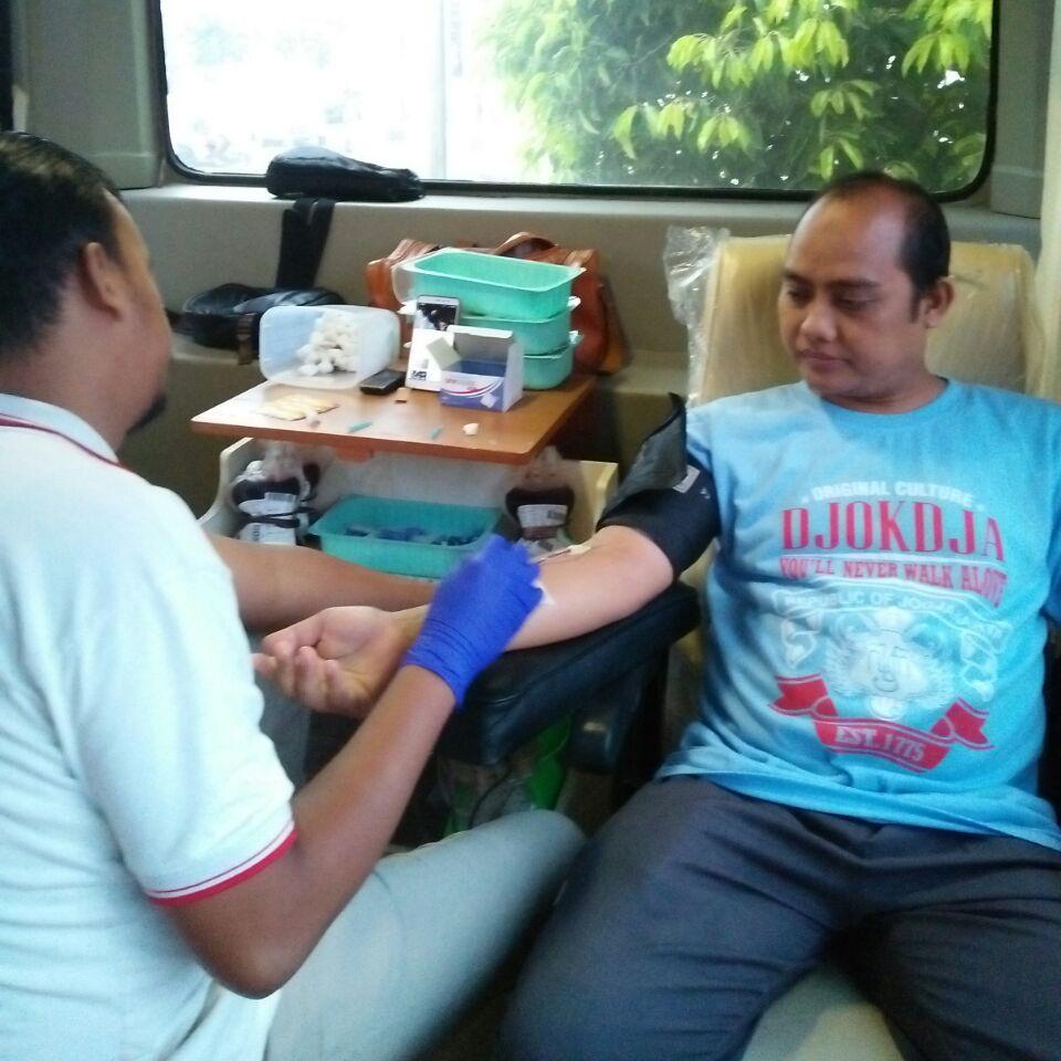 Donor Darah PAMI Lampung
