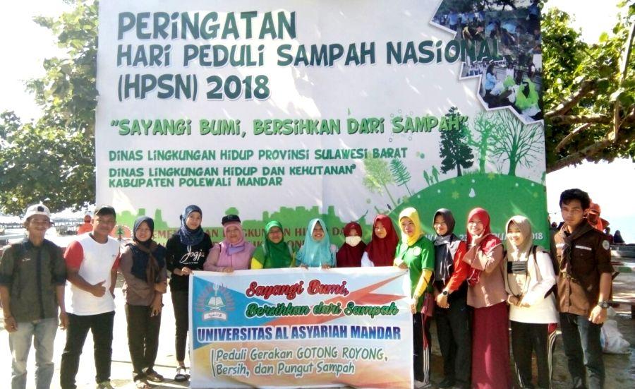 Peringati HPSN, Ini yang Dilakukan Masyarakat Polewali Mandar