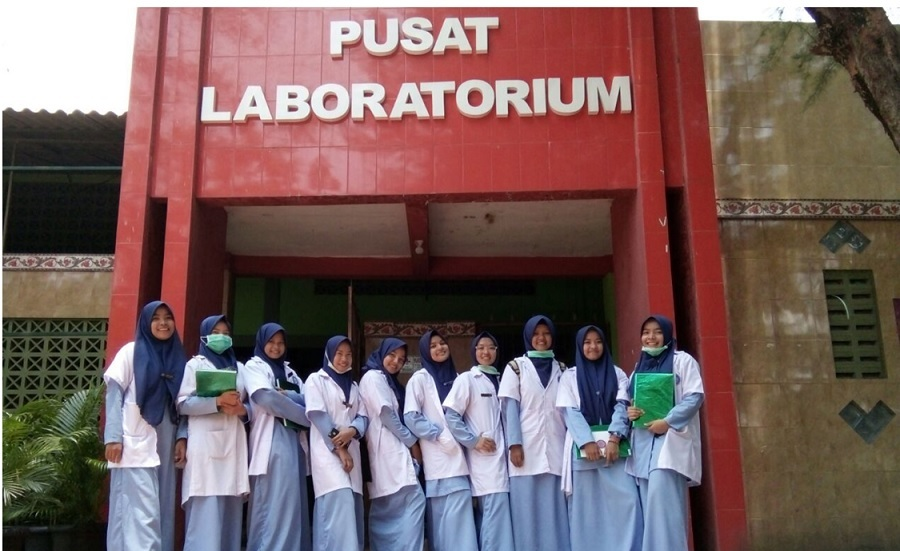 Pusat Laboratrium STIKes Surya GLobal