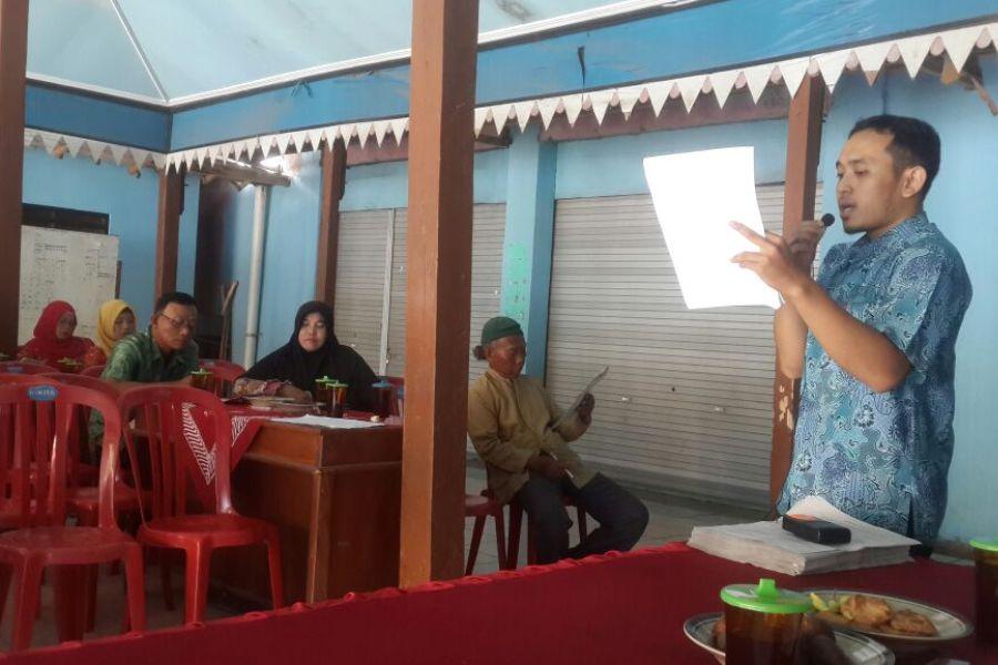 Puskesmas Sumberlawang Sragen Gelar Kegiatan SMD di Desa Jati