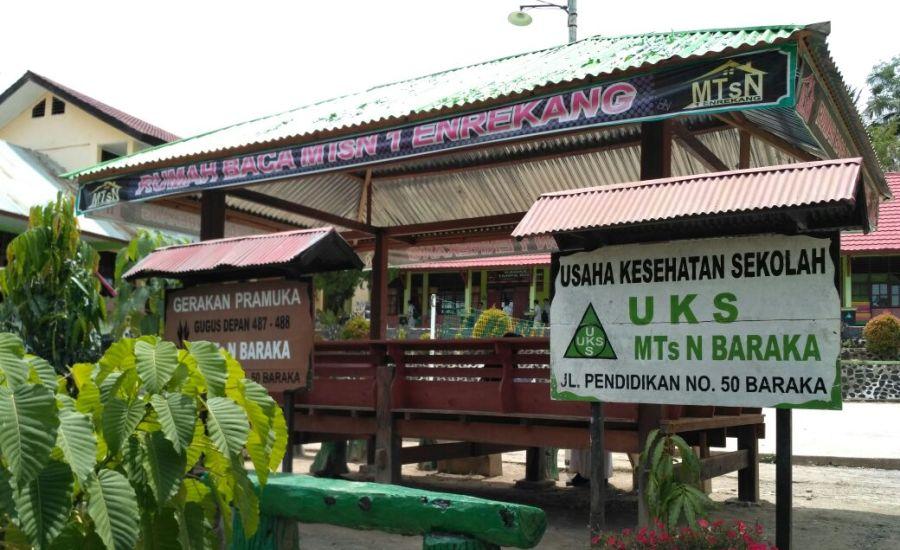 Tahun Ini, Enrekang Optimis Sabet Juara Sekolah Sehat Tk. Provinsi Sulsel