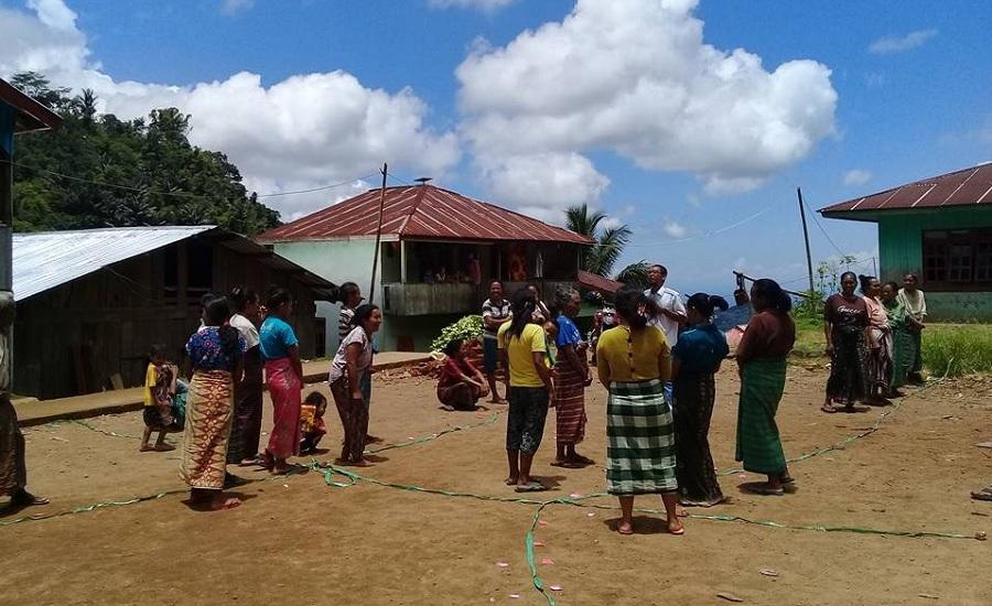 Desa Racang Welak Desa STBM