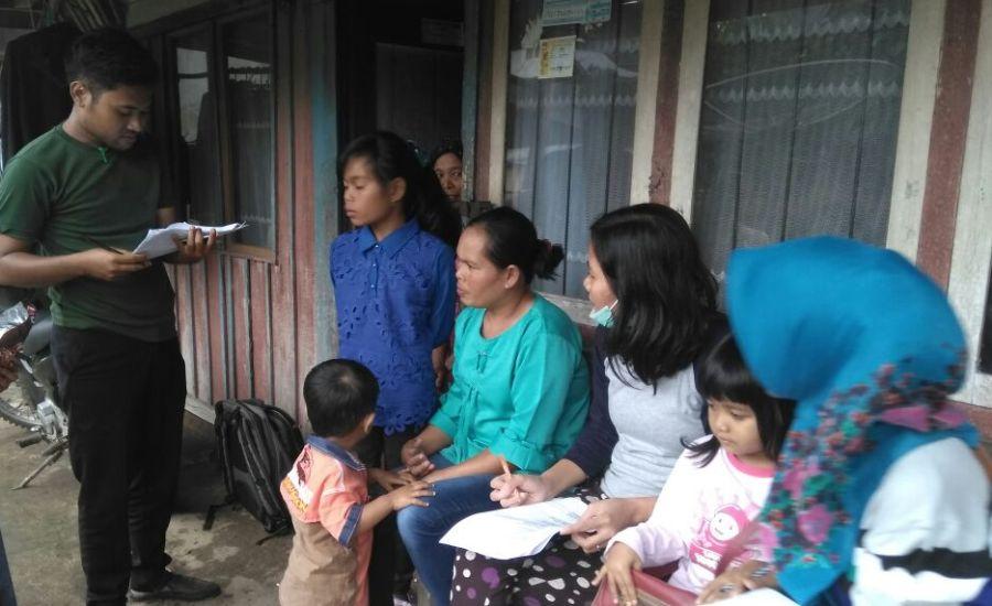 GERMAS Melalui Konsep Pendekatan Keluarga Puskesmas Lolo Kabupaten Kerinci