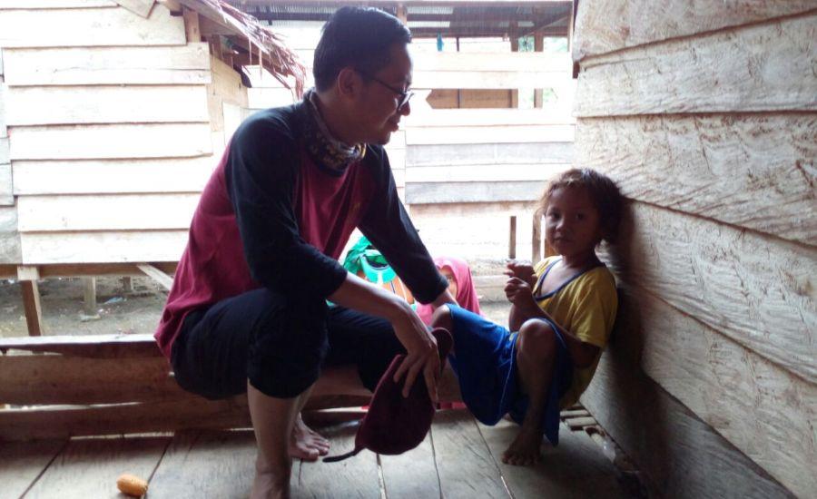 Ini Pengalamanku Interaksi Dengan Anak-Anak Da'a di Dusun Poinje