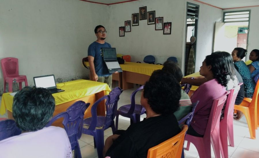 Berantas Malaria di Ujung Paling Utara Indonesia,