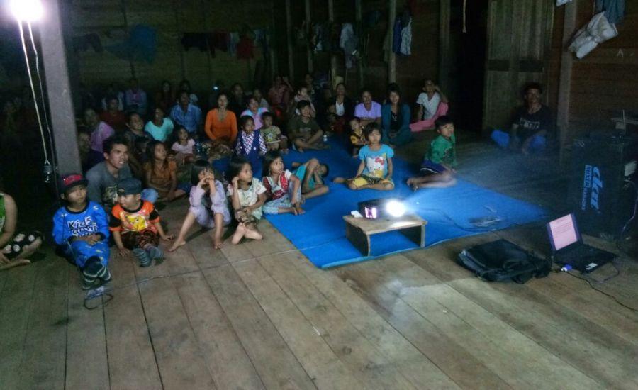 Edukasi Kesehatan Malaria untuk warga Tanah Bumbu