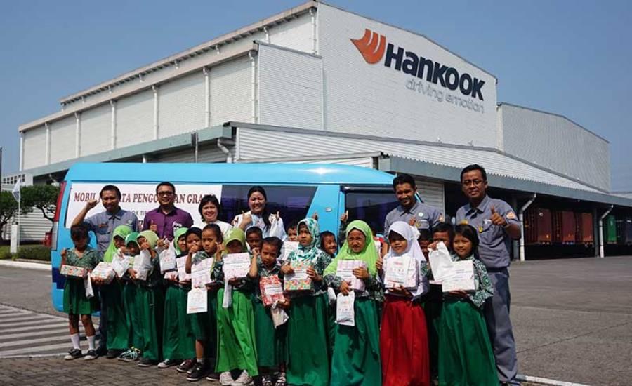 CSR Kesehatan Hankook Indonesia