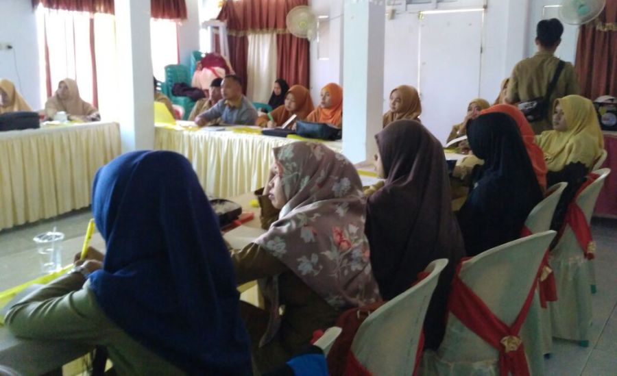 pertemuan Evaluasi Program Promkes & Pemmas