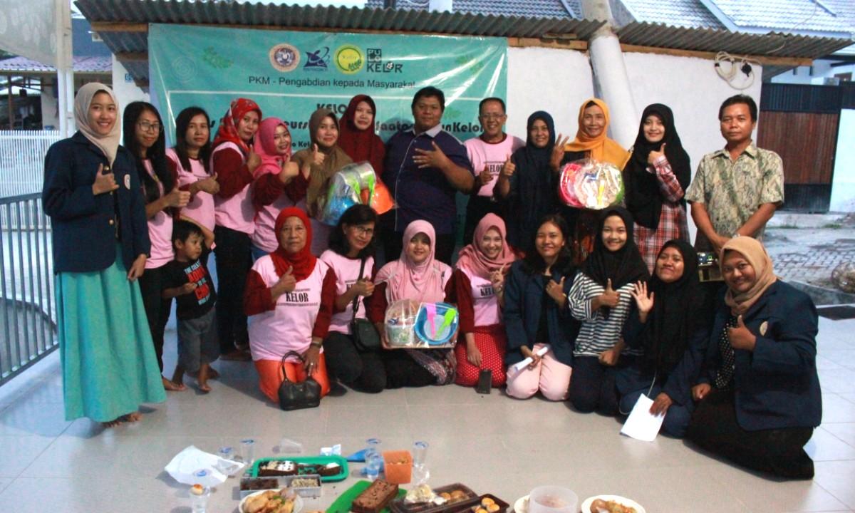 Mahasiswa Fakultas Kesehatan Masyarakat PSDKU Universitas Airlangga di Banyuwangi