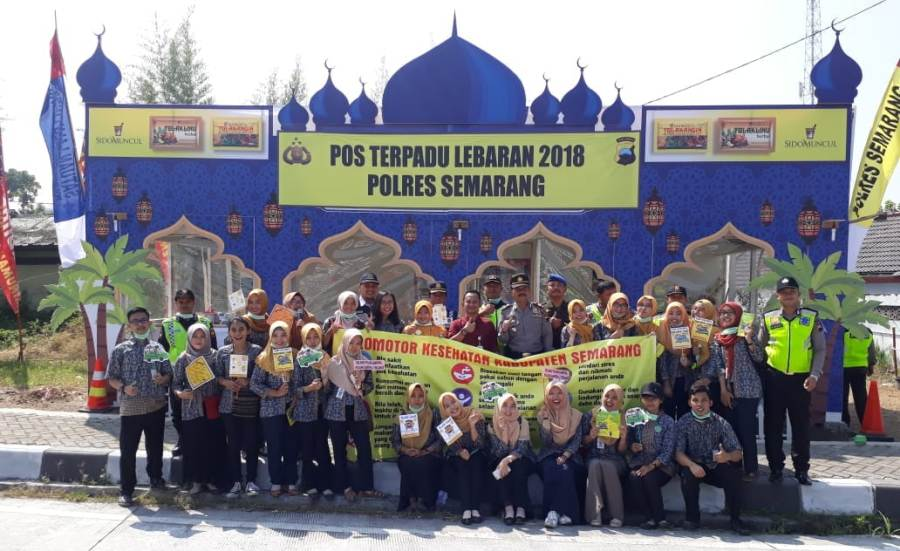 Promotor Kesehatan Dinkes Kab Semarang