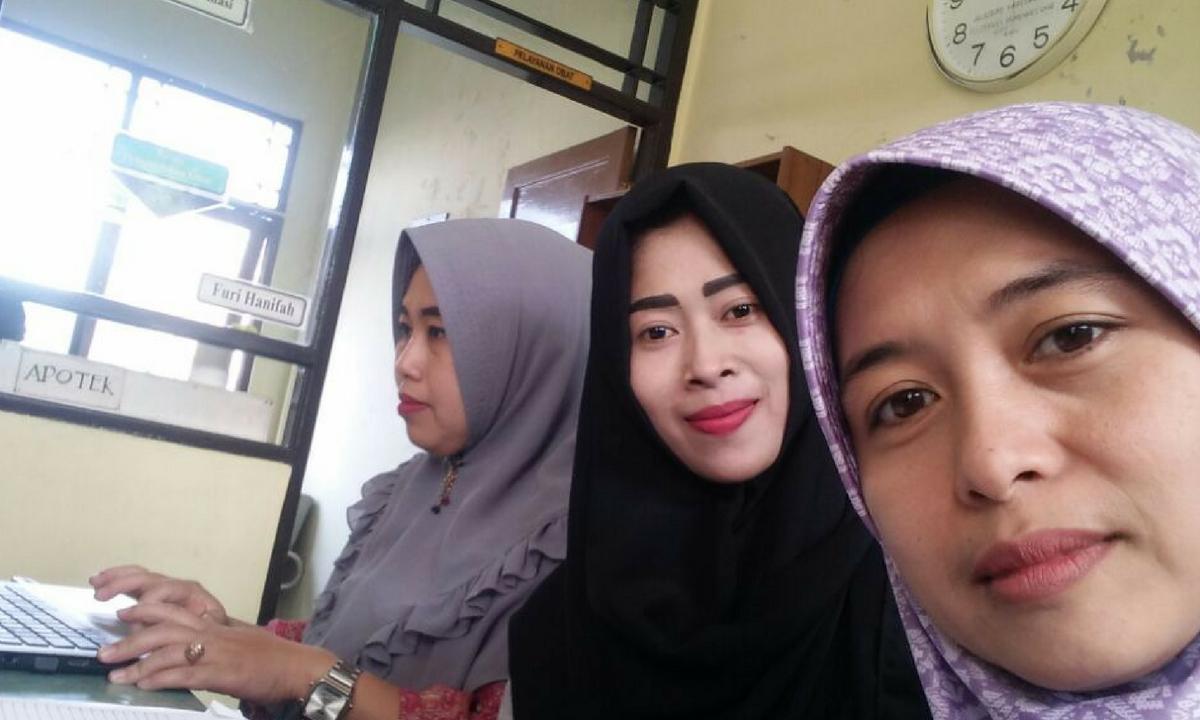 Staf Puskesmas Duren Kab Semarang