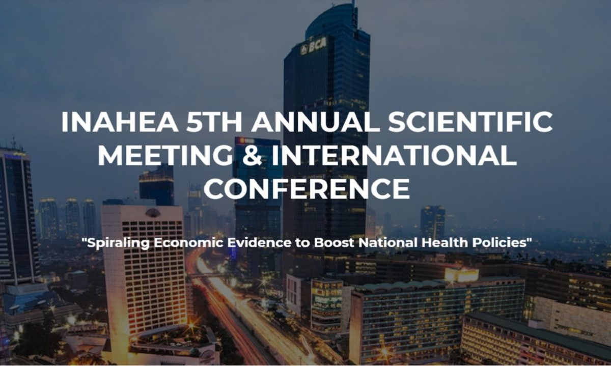 The 5th INAHEA Annual Scientific Meeting 2018