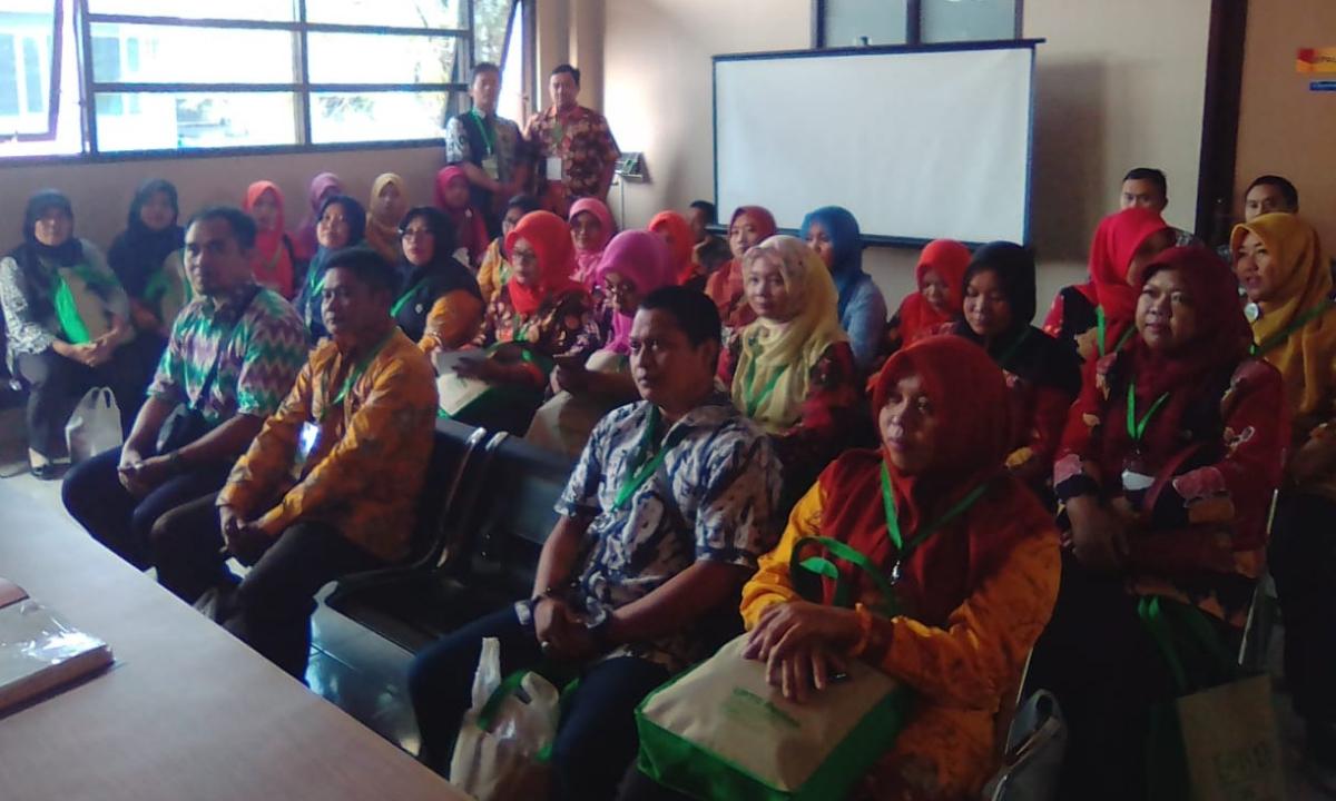 Kunjungan ke Puskesmas Sukajadi Bandung
