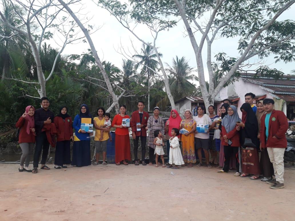 Mahasiswa Kesehatan Masyarakat Universitas Muhammadiyah Pontianak