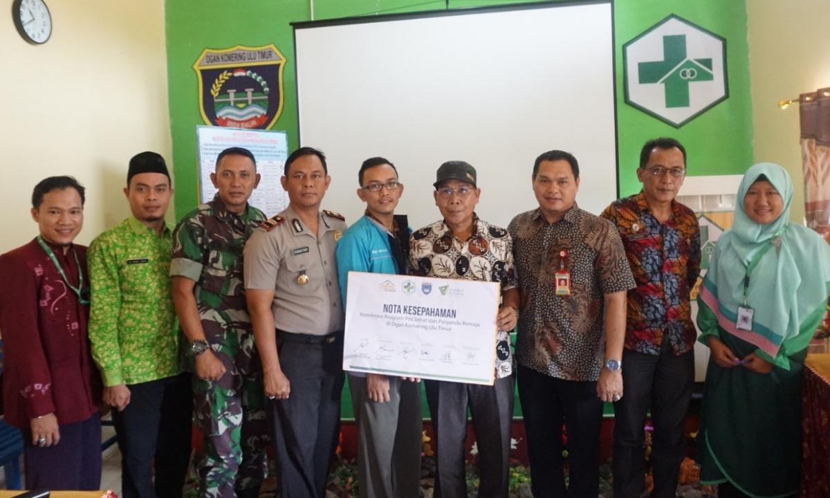 Pos Sehat Bintang hadir di Desa Sukabumi OKU Timur