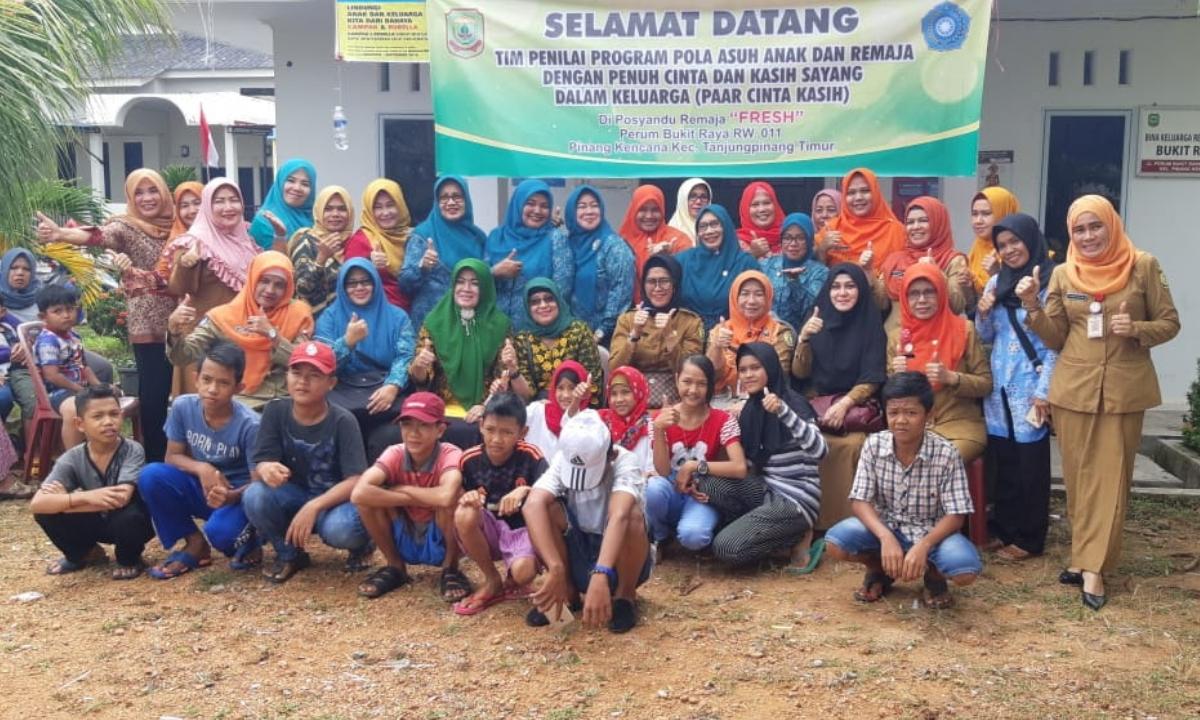 Ini Dia Posyandu Remaja Pertama di Provinsi Kepulauan Riau