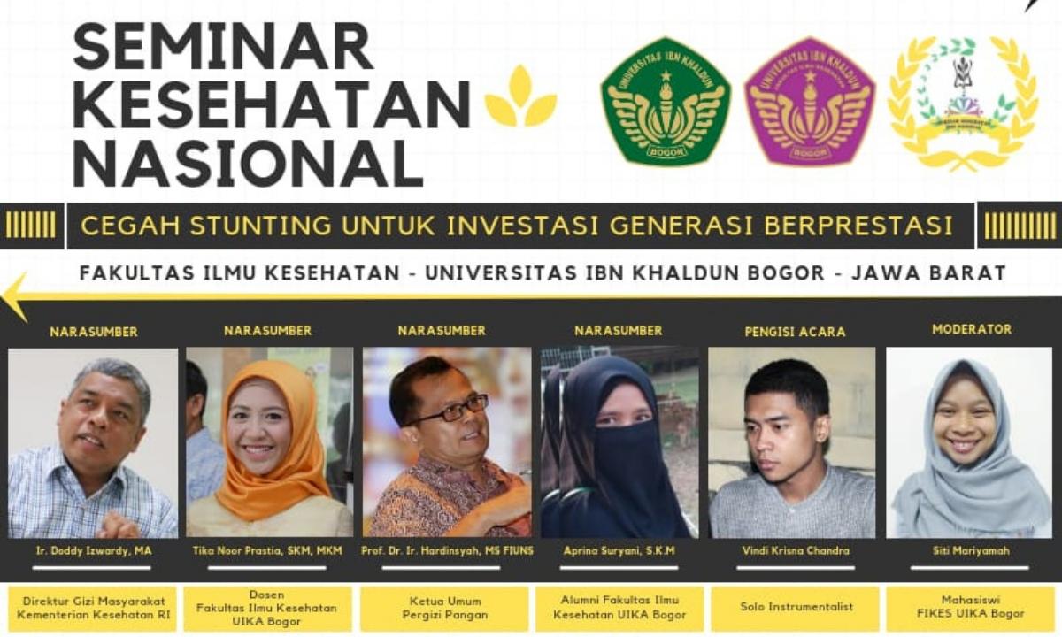 Cegah Stunting Untuk Investasi Generasi Berprestasi