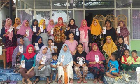Cegah KEK, Mahasiswa Undip Aktifkan Kembali Kelas Ibu Hamil di Desa Ini