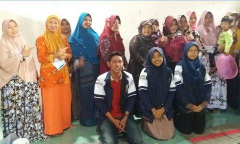 KKN UNDIP, Mahasiswa Ajak Kader Posyandu Kawal Gizi Balita