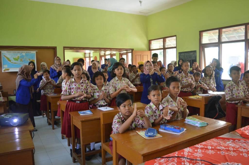 CTPS di SD Negeri Metesih 03 Jiwan Madiun