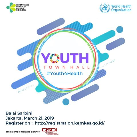 Call for Youth Participation on National Town Hall for Youth Engagement Strategy