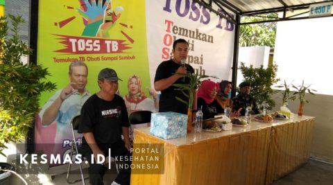 Kampanye Hari TB Sedunia, Puskesmas Krangkeng GEBER TOSS TB
