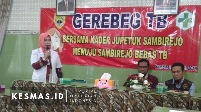 Gerebek TB Puskesmas Sambirejo