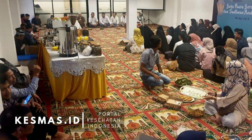 Membaktikan Kesehatan di Ramadan oleh Merial Health