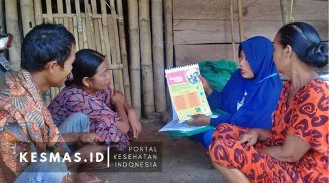 Puskesmas Mallawa Bersama 66 Kader Sukses Laksanakan Survei PHBS