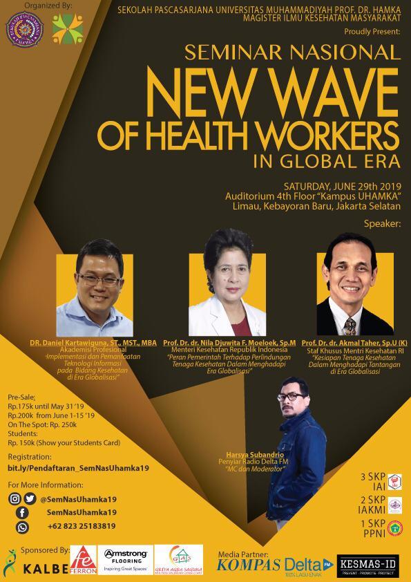Seminar Nasional UHAMKA 2019, Yuk Ikutan!