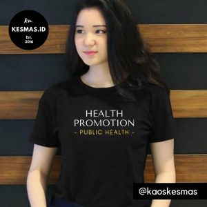 Health Promotion, Kaos Kesmas