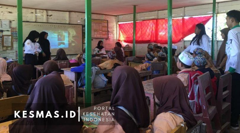 Penyuluhan Mahasiswa PSKM FK Univ Lambung Mangkurat