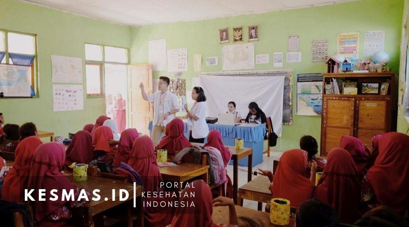 Edukasi Kesehatan Gigi di SD Islam Pero