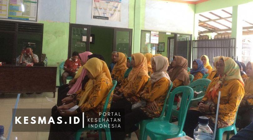 Kader Posyandu Desa Arahan Kidul Indramayu