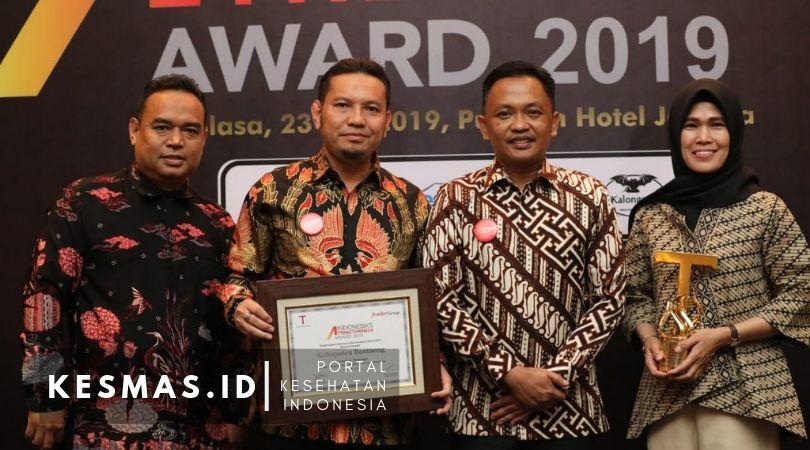 Kadinkes Kab Bantaeng dr. Andi Ihsan, M.Kes