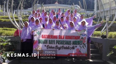 Puskesmas Mrebet Launching Program DUBAY PEDAS