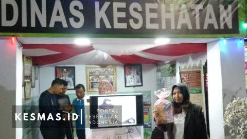 Deteksi Dini Faktor Risiko PTM Warnai Bantaeng Festival Day