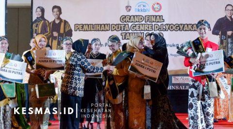 Grand Final Duta Genre DIY 2019, Remaja Harus Berkualitas