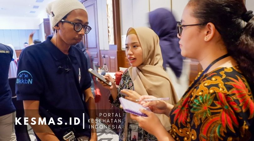 Joni Prasetyo selaku Ketua Forum Genre DIY