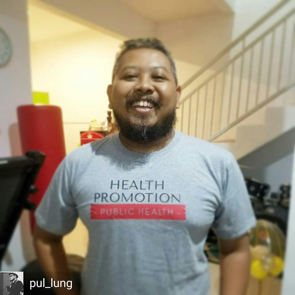 Kaos Health Promotion Pak Pulung