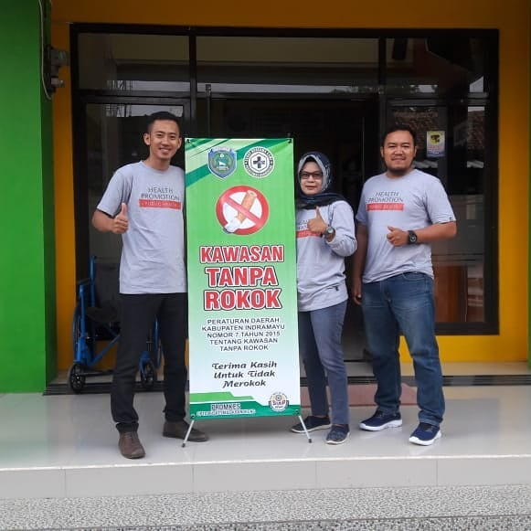 Kaos Health Promotion Pendek