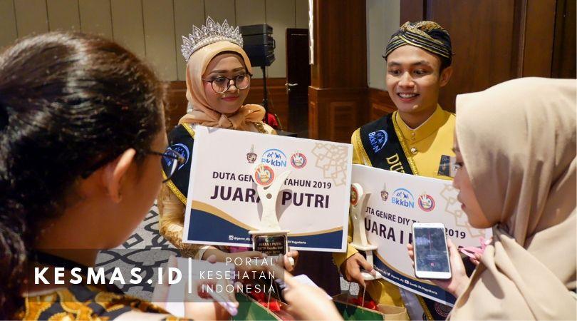 Maulida Anita Putri, Juara 1 Duta Genre DIY 2019
