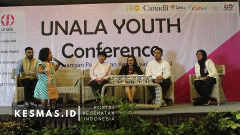 Peringati IYD 2019, Unala Youth Conference Gandeng Komunitas Remaja Jogja